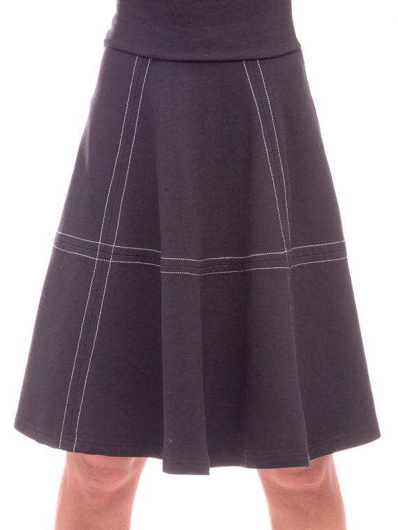 falda mujer clasicc